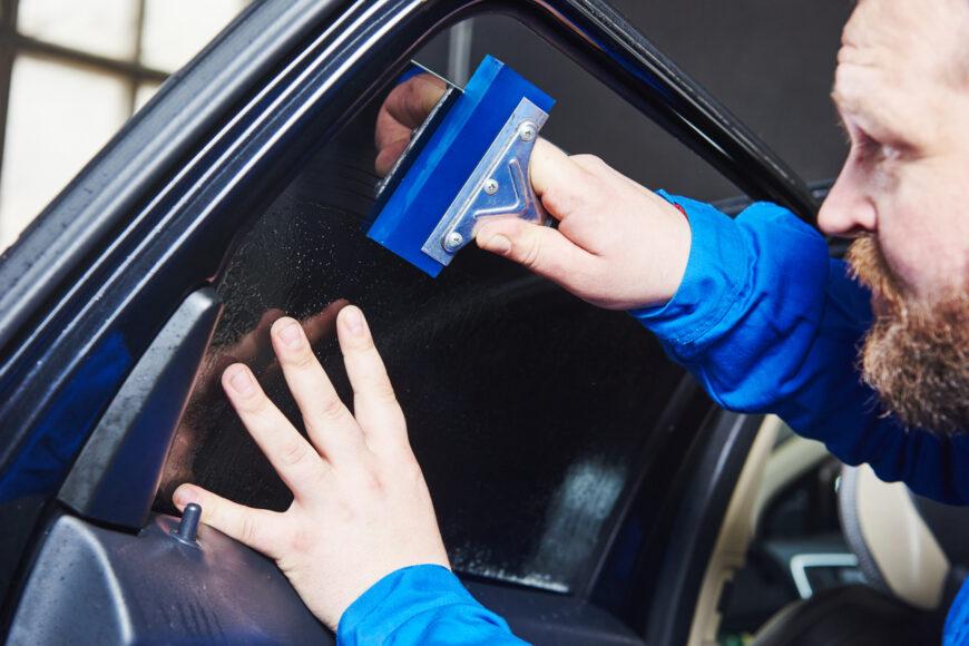 Why we need Car windows tinting service?